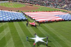 Home Opener National Anthem - Target Field, Minnesota Twins