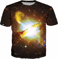 Peaceful Centaurus A | Fractal Universe