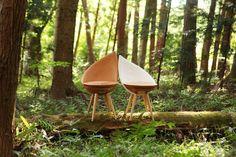 mizmiz design + moconoco: kotori chair