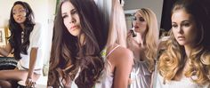 Let's cut to the damaged hair?   Fabstrands extensions