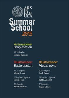 <La Fabbrica delle Favole - corsi, master, seminari e mostre di illustrazione - Macerata - Italy>