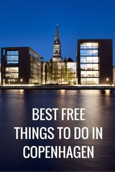 The best things to do in Copenhagen are absolutely free :)