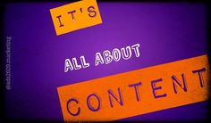 Why and Where to Use #ContentMarketing? Business #Sales and #Blogging Tips for Marketing your content…: Why and Where to Use… from @vinaivil