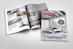 Photorealistic Brochure / Magazine Mock-up