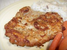 My Dad Swears My Sister Makes The Best Pork Chops In The World Recipe - Deep-fried.Food.com