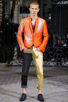 Haider Ackermann - Spring/Summer 2017 Menswear - Paris (Vogue.co.uk)