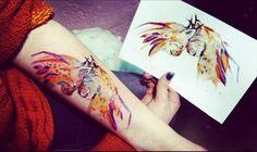 Pis Saro-Tattoo-Ink-InkObserver-Watercolors-Surrealism-Sevastopol-Russia 1