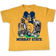 College Kids toddler football t-shirt $15.99
