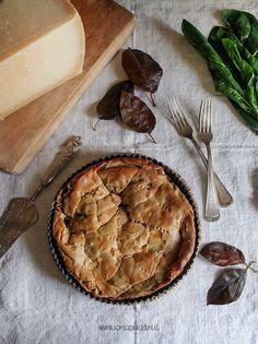 #ricetta #recipe #Torta d'erbe