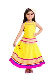 Indian Kids Wear - Buy Children Outfits for Boys & Girls Online Kids Saree, Kids Lehenga, Children Outfits, Boy Outfits, Kids Dress Collection, Kids Indian Wear, Lehenga Style, Kids Girls, Boys