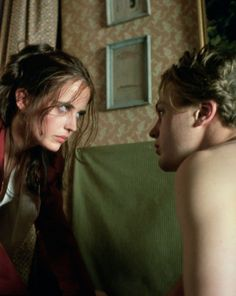 Eva Green and Michael Pitt in Bertolucci's The Dreamers