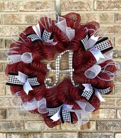 Alabama Crimson Tide  Check out my FB group page Meshed Up Designs by Kim - made to order, ships anywhere  and I accept PayPal