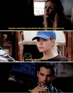 """""""The Wrath of Kahn"""" Pretty Little Liars Hanna, Pretty Little Liars Quotes, Pretty Little Liers, Best Tv Shows, Best Shows Ever, Pll Quotes, Drama Tv Shows, Secrets And Lies, Hanna Marin"""
