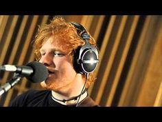 Ed Sheeran! I just love his version of Empire state of mind!