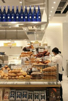Bread Dean and Deluca #retail #display