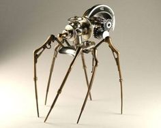 Mechanical insect