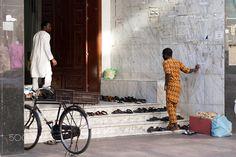 Prayer Time in Dubai - Call to prayer in Dubai, Al Ras, United Arab Emirates.