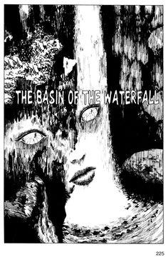 ITOU Junji - Itou Junji Kyoufu Manga Collection - The Basin of the Waterfall