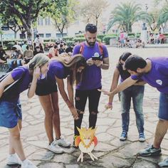 #Localoo #crew #❤️ #Pokemon! We went for #PokemonGo hunting in #Thessaloniki and we loved it! Thank you all for coming and for participating to our #contest! #Staytuned for more! #gottacatchemall