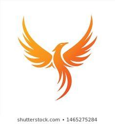 Rising Phoenix Tattoo, Small Phoenix Tattoos, Typography Poster Design, Lettering Design, Logo Design, Tattoo Ave Fenix, Phoenix Artwork, Tribal Heart Tattoos, Purple Tattoos