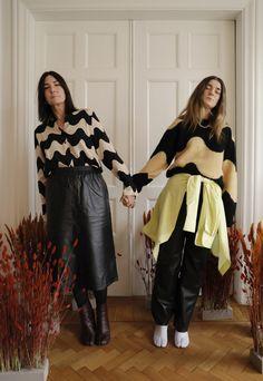 Fashion Figures, Marimekko, Home Collections, Beautiful Outfits, Leather Skirt, Printer, Rocks, Ootd, Street Style