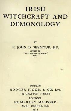 Printable digital download ebook pdf Irish by CollectableMrJones