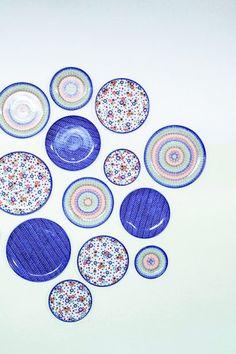Nowe wzory i kolory ceramiki z Bolesławca