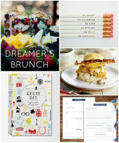 Entertaining Files: Host a Dreamer's Brunch http://www.casa-diseno.com/entertaining-files-dreamers-brunch/ #entertaining #hosting #brunch