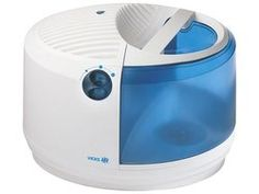 Vicks Cool Mist Humidifier 1.2 Gallon V3500JUV        Naturally filters impurities from water. Cool healthful mist for your child. 1.2 gallon capacity. Uses Kaz WF2 replacement filter. 2 quite comfort settings. Invisible cool vapor leaves no white dust.               http://www.amazon.com/dp/B0079MHG2M/?tag=pintr104-20