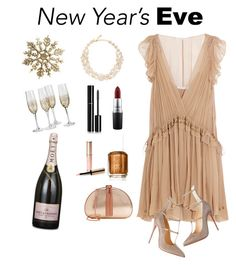 """""""2016!"""" by waila-3 on Polyvore featuring Chloé, Ted Baker, By Terry, Chanel, MAC Cosmetics and Kate Spade"""
