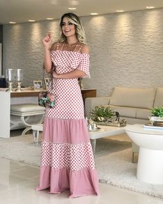 Vestidos Casuales Largos y Midi de Moda Stylish Dresses, Casual Dresses, Summer Dresses, Formal Outfits, Casual Outfits, The Dress, Dress Skirt, Hijab Fashion, Fashion Dresses
