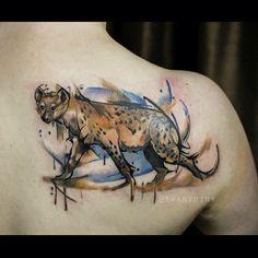 Hyena Tattoo