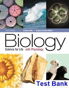 Pin by a painter101 on science and biology pinterest essentials test bank for biology science for life with physiology 4th edition by belk fandeluxe Gallery