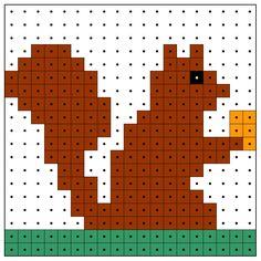 KleuterDigitaal - wb kralenplank eekhoorn