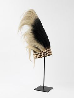 Headdress, 20th century, African (Gisu peoples).