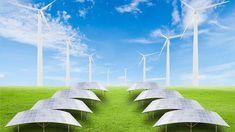 yenilenebilir enerji Wind Turbine