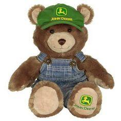 John Deere bear
