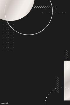 Black Marble Background, Black Background Wallpaper, Beige Background, Geometric Background, Background Patterns, Game Design, Web Design, Layout Do Instagram, Frame Template