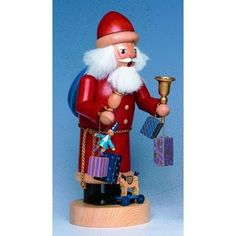 PINNACLE PEAK KWO Large Father Christmas German Incense Smoker at Sears.com