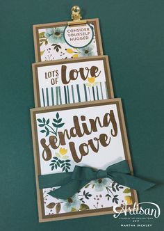 38 Best Stampin' UP! Lots of Love images in 2017 | Cute