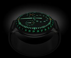 My Image Online / Images: Astronaut watch digital