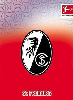 SC Freiburg of Germany crest. Sc Freiburg, Crests, Porsche Logo, Germany, Logos, Football Soccer, Logo, Family Crest, Deutsch