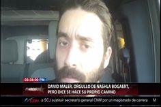 David Maler Dice Estar Orgulloso De Su Esposa Nashla Bogaert, Pero Crea Su Propio Camino