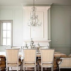 French Dining Table, French, dining room, Decor de Provence