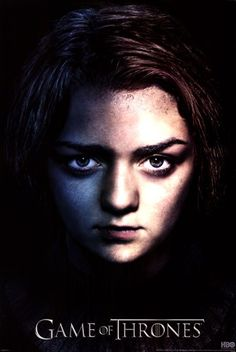- Game of Thrones - S3 - Arya - art prints and posters