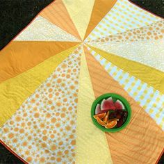 Gleeful Things » Tutorial Round Up: Easy Quilts
