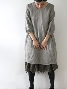 merchant and mills trapeze dress review - Google Search