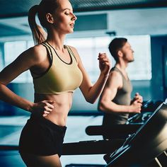 Don't completely ditch flat runs when you're on the treadmill.
