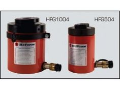 HFG - Single acting FailSafe lock ring cylinders
