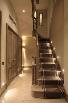 123 Best Corridors Stairs Lighting Images In 2019 Stair